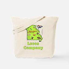 MO-Loves! Tote Bag