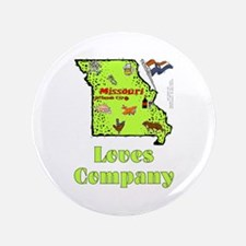 "MO-Loves! 3.5"" Button (100 pack)"