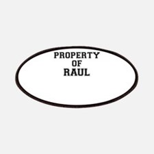 Property of RAUL Patch