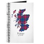 Map - Fraser of Lovat Journal