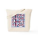 Monogram - Fraser of Lovat Tote Bag