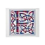 Monogram - Fraser of Lovat Throw Blanket