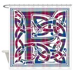 Monogram - Fraser of Lovat Shower Curtain