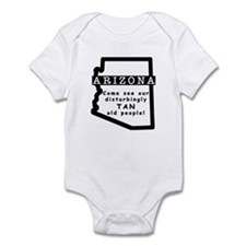 Arizona Tan Infant Bodysuit