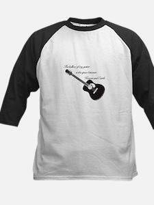 Hollow of my Guitar Baseball Jersey