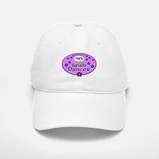 100% Irish Dancer in Purple Baseball Baseball Cap