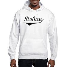Rohan Vintage (Black) Hoodie