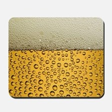 Beer Funny Drinking Party Mousepad