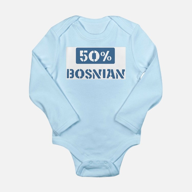 50 Percent Bosnian Body Suit