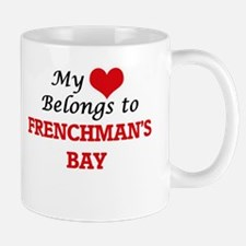 My Heart Belongs to Frenchman'S Bay Virgin Is Mugs