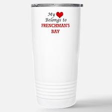 My Heart Belongs to Fre Travel Mug