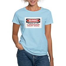 CANADIAN INUIT DOG Womens Light T-Shirt