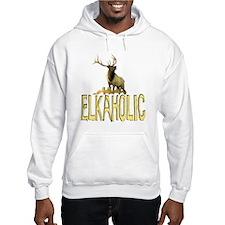 Elkaholic gear and gifts Hoodie