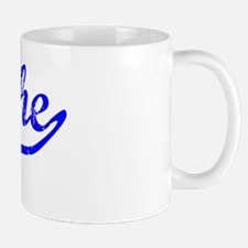 Moshe Vintage (Blue) Mug