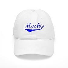 Moshe Vintage (Blue) Baseball Cap