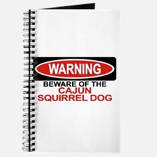CAJUN SQUIRREL DOG Journal