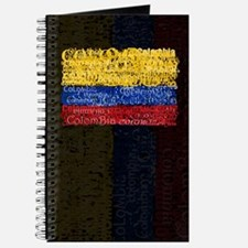 Textual Colombia Journal Dark