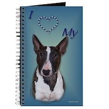 Mini Bull Terrier 2 Journal
