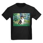 Bridge / Collie (tri) Kids Dark T-Shirt