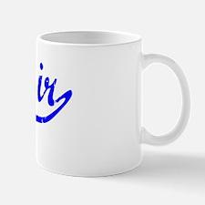Nasir Vintage (Blue) Mug