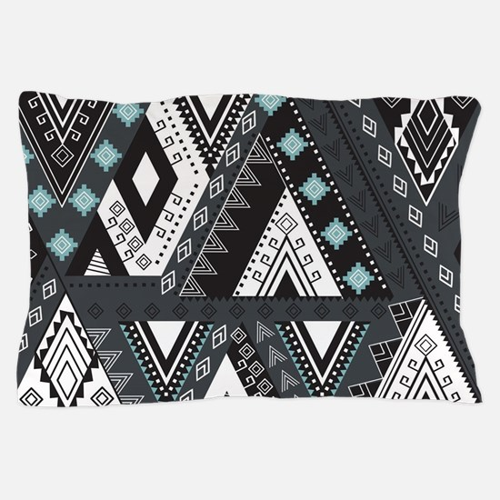 Native Pattern Pillow Case