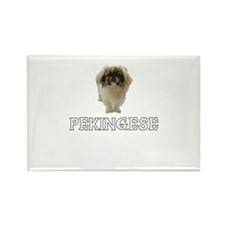 Pekingnese Rectangle Magnet (100 pack)