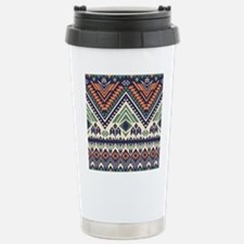Native Pattern Travel Mug