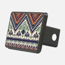 Native Pattern Hitch Cover