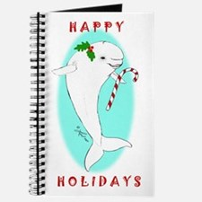 Christmas Beluga Journal