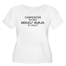 Carpenter Deadly Ninja T-Shirt