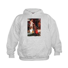 Accolade / Collie (s&w) Hoodie