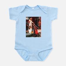 Accolade / Collie (s&w) Infant Bodysuit