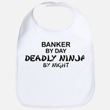 Banker Deadly Ninja Bib