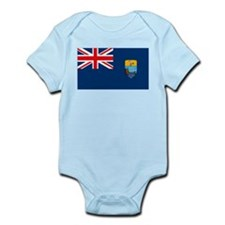 St Helena Flag Infant Creeper