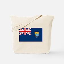 St Helena Flag Tote Bag