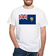 St Helena Flag Shirt