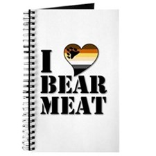 Funny Thick meat Journal