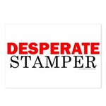 Desperate Stamper Postcards (Package of 8)
