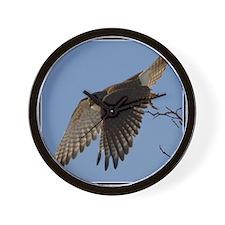 Smallest Falcon Wall Clock