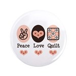 Peace Love Quilt Quilting 3.5