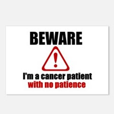 Cancer Patient Postcards (Package of 8)