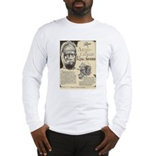 Unique Round table Long Sleeve T-Shirt