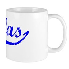 Nikolas Vintage (Blue) Coffee Mug