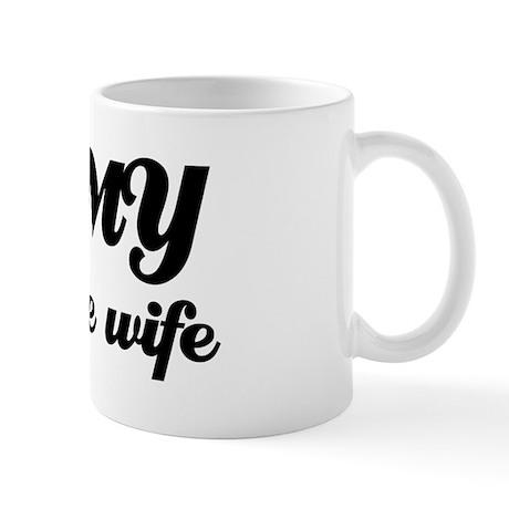 I love my portuguese wife Mug