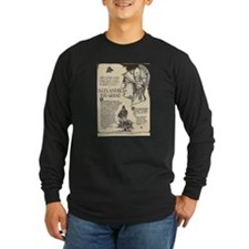 Alexander the Great Mini Biography Long Sleeve T-S