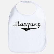 Marquez Vintage (Black) Bib