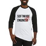 Off Duty Software Engineer Baseball Jersey