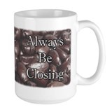 Coffees for closers Large Mugs (15 oz)