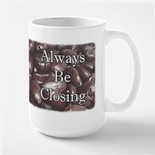 Coffee Is For Closers Coffee Mug