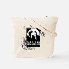 Scroll W.W.D.O. Tote Bag